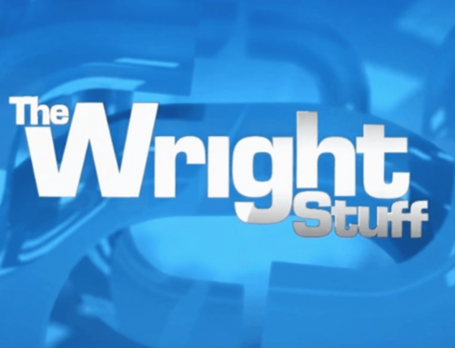 Matt invited onto The Wright Stuff
