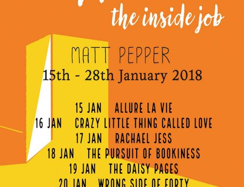 Happiness – The Inside Job – Blog Tour